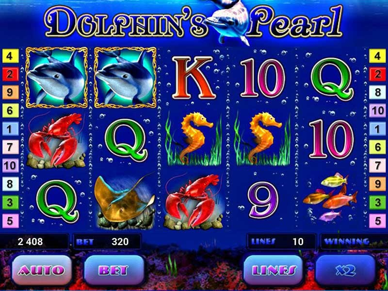 Dolphins Pearl Original